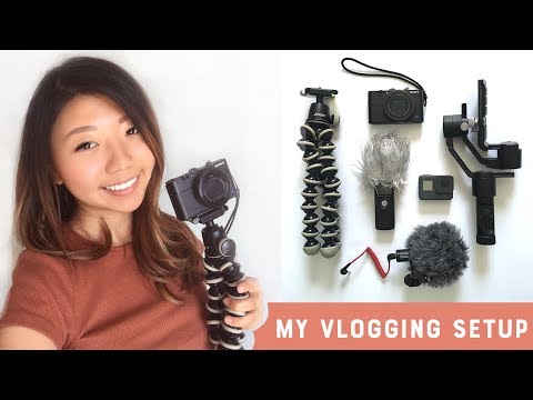 BEST TRAVEL CAMERA GEAR! Minimalist & Compact Vlogging Setup