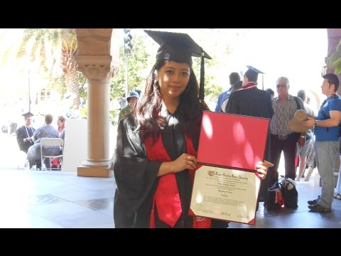 "Kak Amira Terima Ijazah Stanford University #2 Terbaik Di Dunia THE World Ranking + Lagu ""Warisan"""