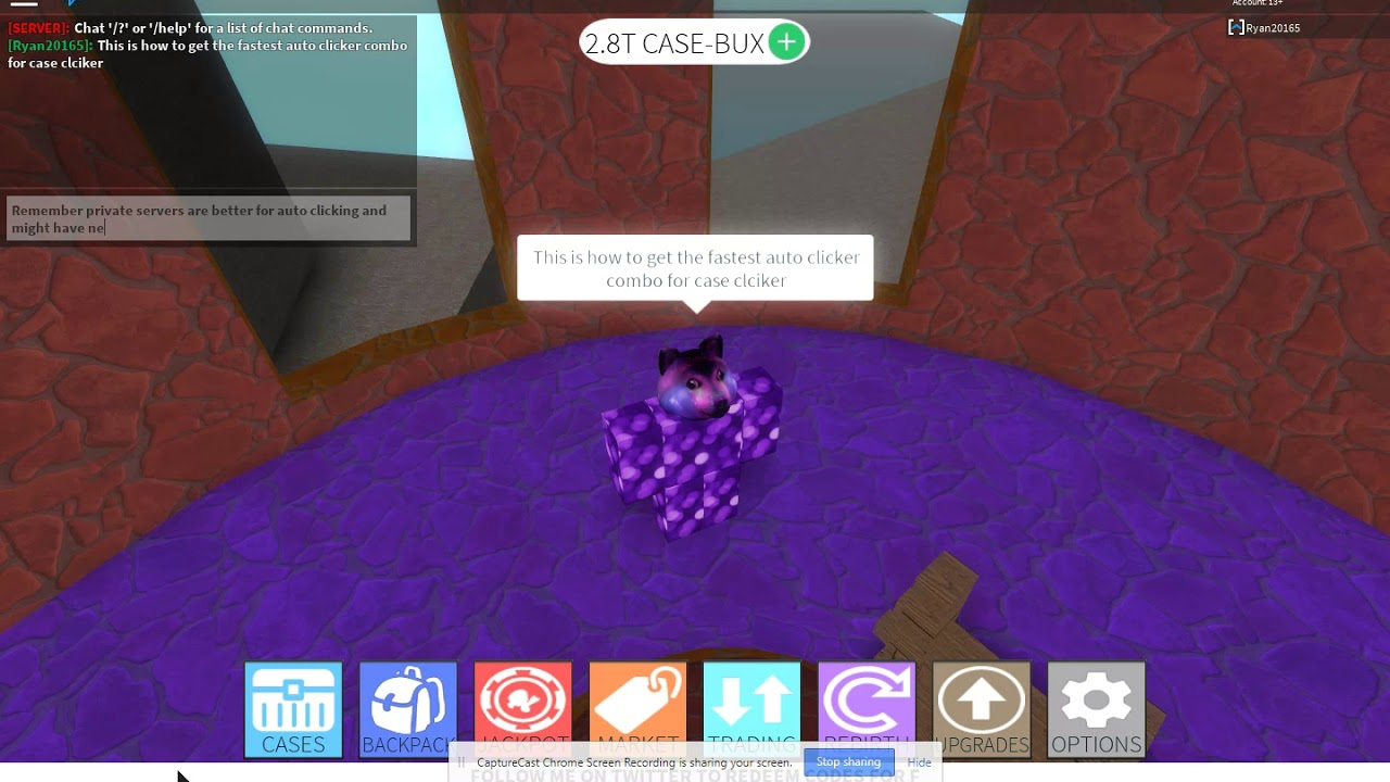 How To Get The Fastest Auto Clicker Ever For Roblox Case Clicker