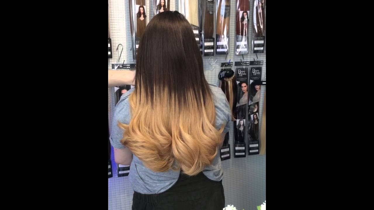beautyworks luxury pre bonded hair extensions review