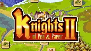 Knights of Pen & Paper 2 - Launch Trailer