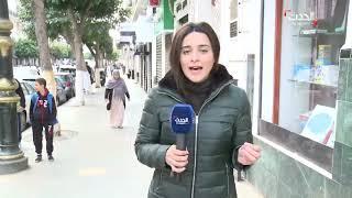 الجزائر .. موفدة الحدث ترصد الإضراب في العاصمة