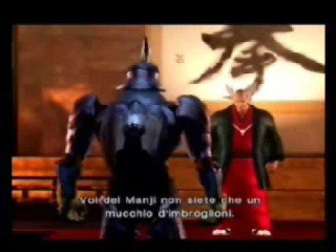 Yoshimitsu Tekken 4 Ending Youtube