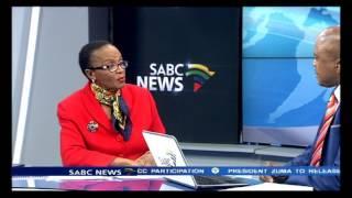 Al Bashir and ICC: Sophie Mokoena