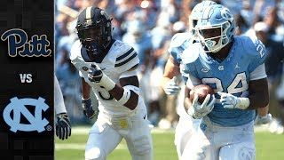 Pittsburgh vs. North Carolina Football Highlights (2018)