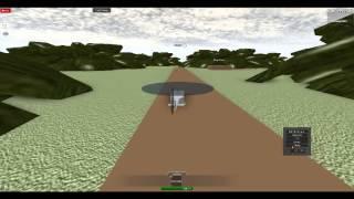 Roblox: Volare con un UH-1 Huey