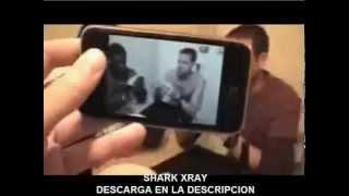 Repeat youtube video Shark XRAY Apps ( Aplikasi Kamera Tembus Pandang )