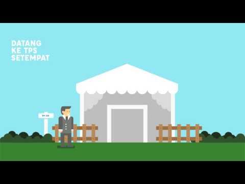 Animasi Simulasi Smart Pilkada
