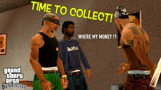 """THE LONGEST GAME EVER! ( FUNNY """"GTA SAN ANDREAS"""" GAMEPLAY #100)"""