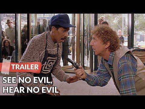 See No Evil, Hear No Evil 1989 Trailer   Richard Pryor   Gene Wilder