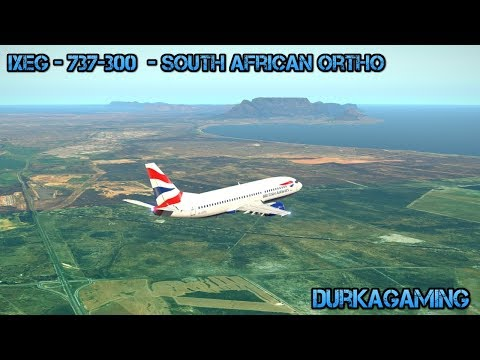 X-Plane - IXEG 737 | Port Elizabeth/Cape Town | FAPE/FACT | Part 1