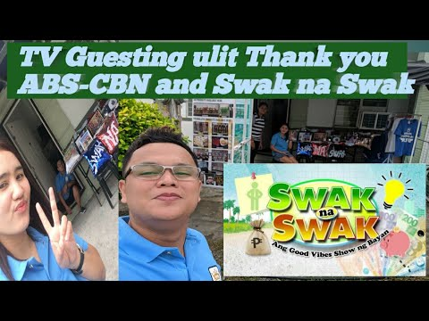 Swak Na Swak (ABS-CBN) KING PIXEL 2nd TV Appearance