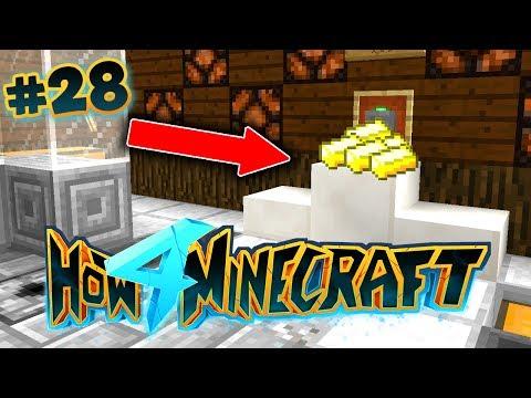 How To Minecraft 4: MAKING PETEZAHHUTT BANKRUPT?! #28