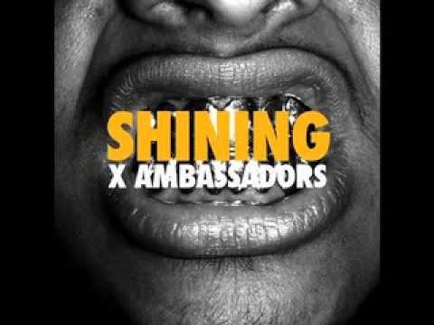 X Ambassadors - Shining - YouTube
