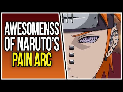 The Ridiculous Hype and Delivery of the Pain Arc | Naruto Shippuden