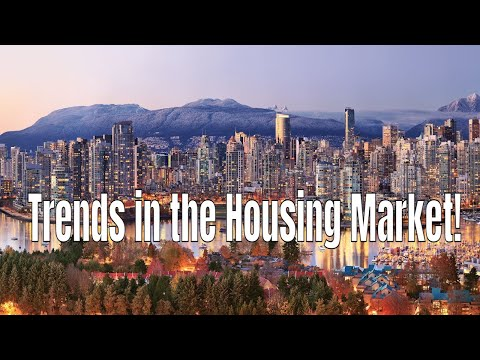 TRENDS IN THE HOUSING MARKET 07/JUNE/2017