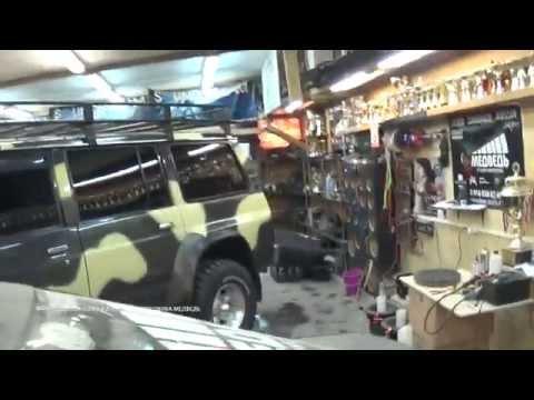 5 Тачка на прокачку Студия МЕДВЕДЬ Nissan Patrol