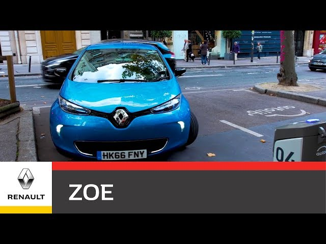 Renault ZOE - The Charge to Paris with What Car? | Renault