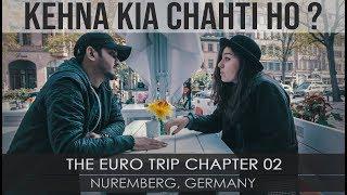 KEHNA KIA CHAHTI HO ? | VLOG | EURO TRIP Chapter 02 | Aalishaan Travels | Karachi Vynz