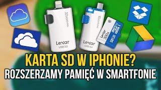 Gambar cover Karta microSD w iPhonie?  Rozszerzamy pamięć w Smartfonie!
