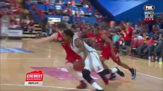 Nick's top 5 Perth Wildcats plays of the week - Round 17