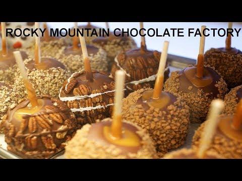 ROCKY MOUNTAIN CHOCOLATE FACTORY,  Lake Arrowhead, Ca.