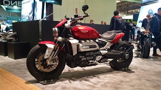 Amazing New Triumph Motorcycles at Eicma Motor Show 2019