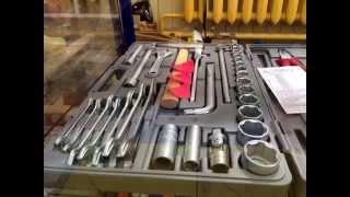 Инструменты Новосибирского инструментального завода непосредственно от производителя.(Ключи накидные (рожковые) двухсторонние 6-32мм; головки торцевые 6-32мм; удлинители ключей; карданчики;воротки..., 2015-10-16T05:18:41.000Z)