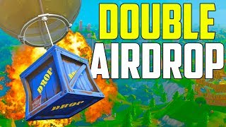 NOUVELLE MISE À JOUR! - Duos et Double Airdrop FTW! - Fortnite Battle Royale PC Gameplay - Free To Play