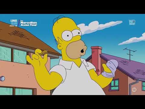les Simpson saison 29 Simpson Horror Show XXVIII (4/5)