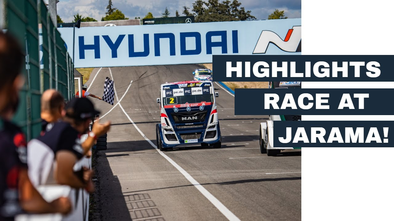 Highlights from the race at Jarama