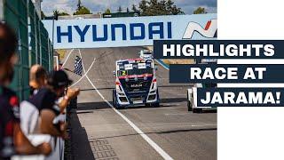 TRUCK RACING JARAMA HIGHLIGHTS - ANTONIO ALBACETE