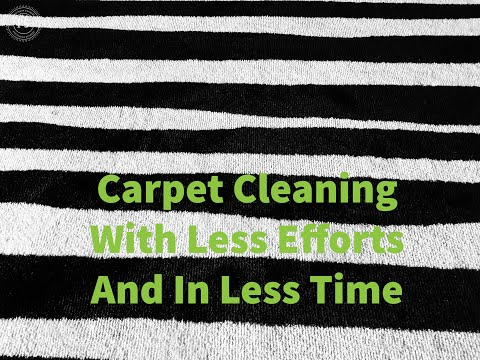 How to clean carpets | The Easy method | Just in 5 minutes |IKEA
