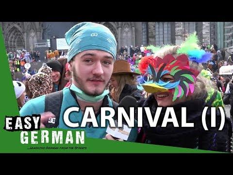 Carnival in Cologne (1)   Easy German 75