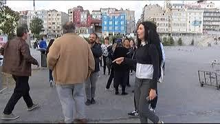 Marmaray Seferleri Ar Za Nedeniyle Durdu