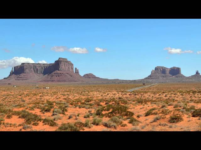 Westwind Monument Valley Adventure with Test Voice Over