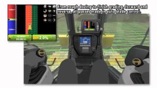 Video still for Komatsu Intelligent Machine Control