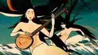 HiFana japanischen DJ Scratch Anime Video