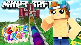 I COPIED LIZZIE'S HOUSE!? | CuteCraft #2