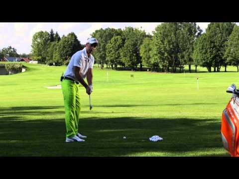 Golf Training Technik: Ruhige Hände, voll auf Bahn