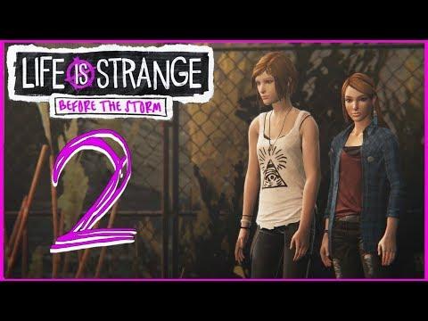 🔴 LIVE - LIFE IS STRANGE: BEFORE THE STORM (EPISODE 2 FULL WALKTHROUGH)