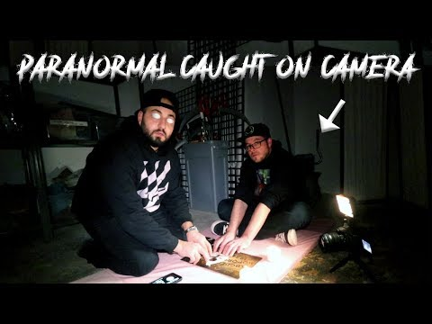 PARANORMAL ACTIVITY CAUGHT ON CAMERA IN HAUNTED COSTUME SHOP (666)