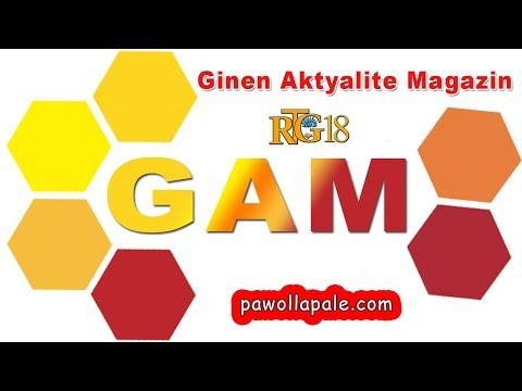 GAM - Dimanche 14 avril 2019 / Ginen Aktyalite Magazin - Tout sak pase lan semèn nan