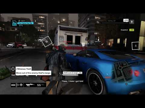WATCH_DOGS™ Online I John Wick Gameplay