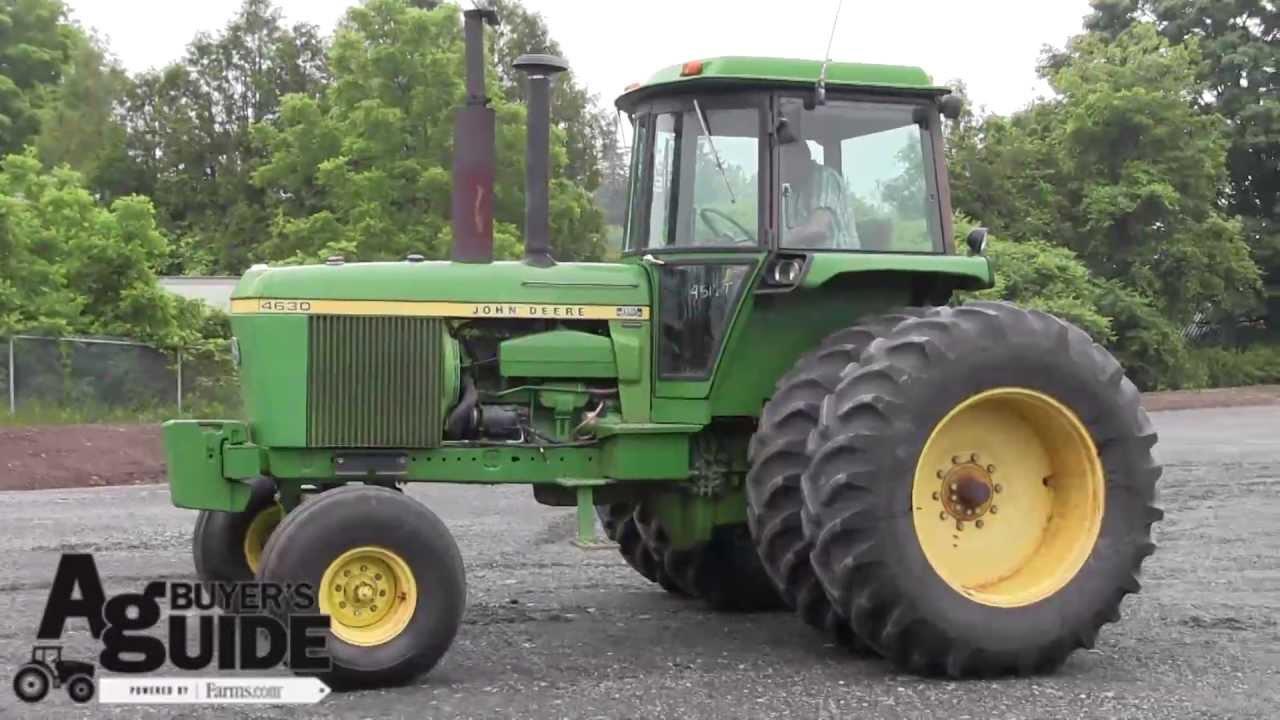 john deere 4630 tractor youtube john deere 4630 tractor parts john deere 4630 fuse box #32