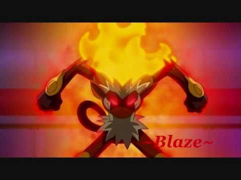 Infernape Amv - What have you done
