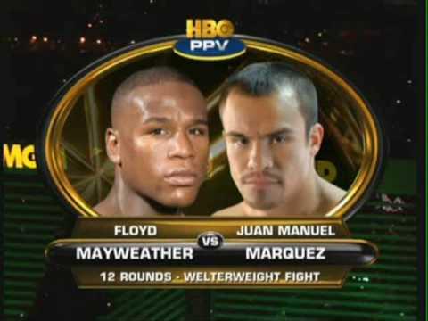 Floyd Mayweather Jr. Vs. Juan Manuel Marquez FULL FIGHT