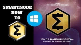 How To Set Up A SmartNode | Windows 10