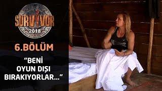 Survivor 2018 | 6. Bölüm | Nagihan isyan etti!