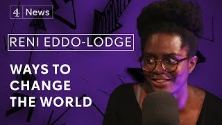 Reni Eddo-Lodge on race, social injustice and quotas